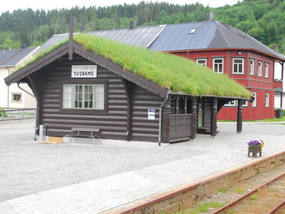 Svorkmo Stasjon