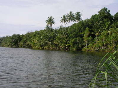 Swains Island Lagoon