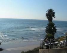 Swami's Park Beach