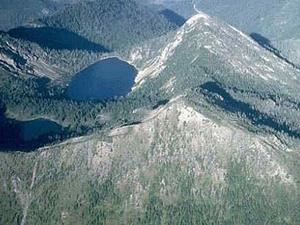 Cisne Range