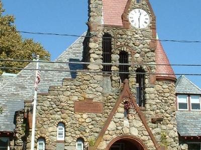 Swansea Town Hall