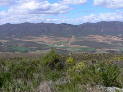 Swartberg Mountains
