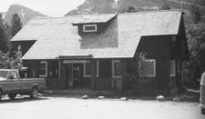 Swiftcurrent Ranger Station Historic District - Glacier - USA