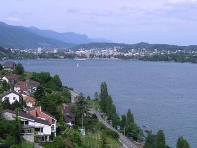 Swiss  Bienne  City