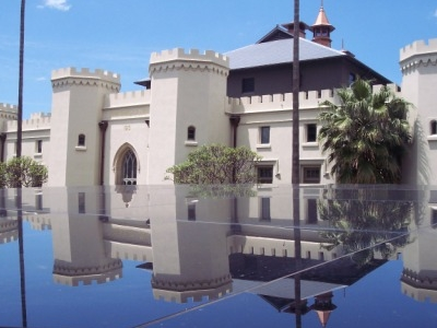 Front Western View Of The Conservatorium
