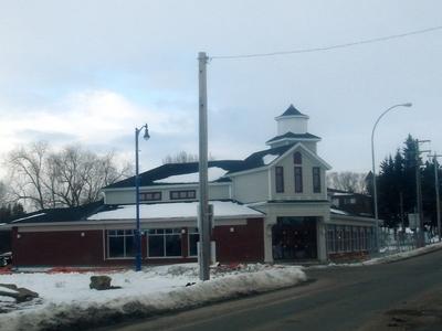 Sylvan  Lake Town
