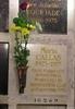 Symbolical Tomb Of Maria Callas