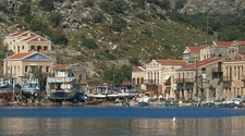 Symi Boatyard - Dodecanese
