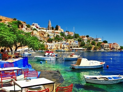 Symi Island - Rhodes - Greece