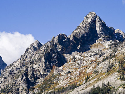 Symmetry Spire - Grand Tetons - Wyoming