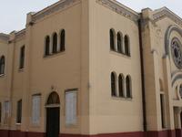 Synagogue in Kápolnás Street