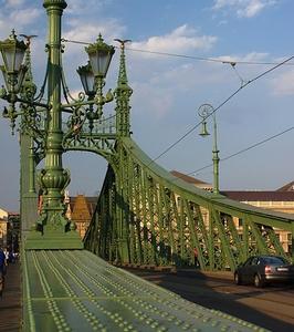 Szabadság Híd, Budapest