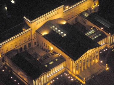 The Museum At Night