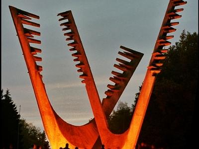 Szczecin  Pomnik Braterstwa Broni