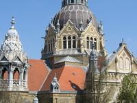 Synagogue Szeged