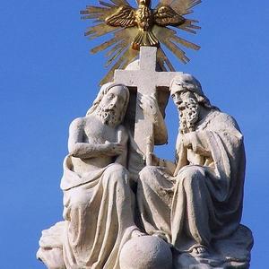 Szentháromság-oszlop, Biatorbágy