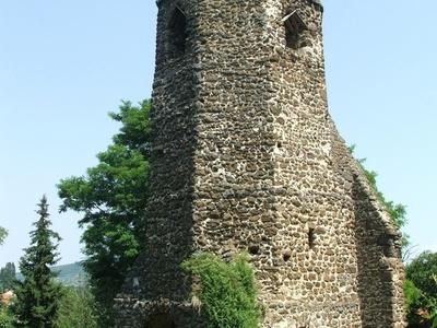 Szigliget Avasi Church Ruins