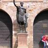 Main Gate Statue Of Antoninus Pius