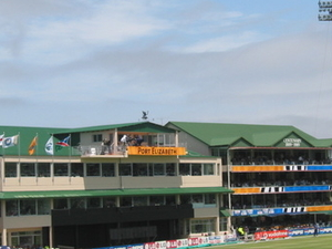 St Georges Cricket Ground Parque