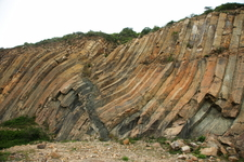 Sai Kung Folded Rock