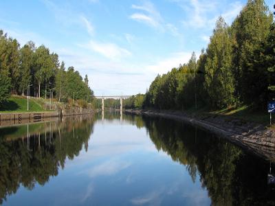 The Saimaa Canal