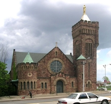 Our Lady Of The Rosary Roman Catholic Church