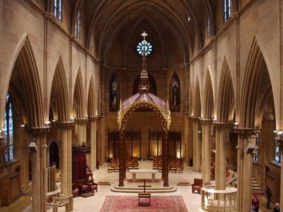 Saint Joseph Cathedral Interior