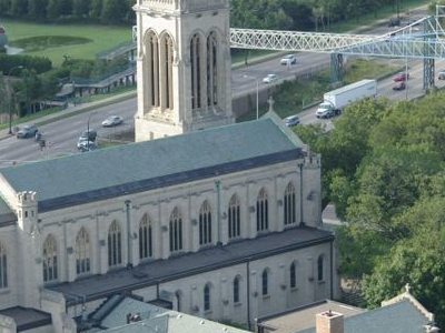 St. Mark\'s Is Located In Loring Park