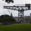 Garden Island Hammerhead Crane