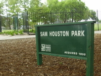 Sam Houston Park