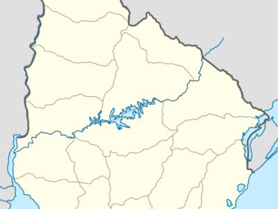 San Carlos Is Located In Uruguay
