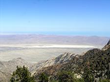 View Of The San Felipe Desert