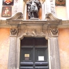 San Giuliano Dei Fiamminghi Entrance