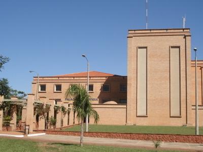 Parliament San Juan Bautista