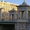 Lomonosov Bridge Pavilions