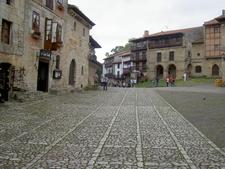 View Of Street In Santilla Del Mar
