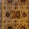 Ceiling Of Church Of Santo Domingo
