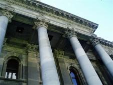 S A Parliament House Structure