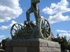 Sarel  Cilliers Memorial On The Grounds Of  Kroonstad