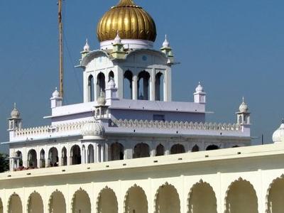 Sarovar Sacred Pool Fatehgarh Sahib