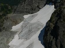 Sarvent Glacier