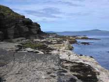 Saviskaill Cliffs