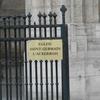 Saint Germain Lauxerrois Gate