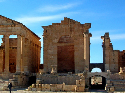 Capitoline Temples