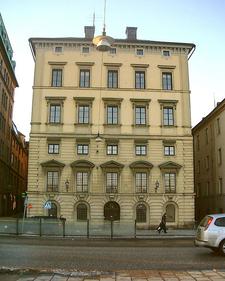Eastern Façade Of Södra Bankohuset