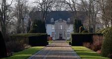 Entrance Of Schackenborg Castle