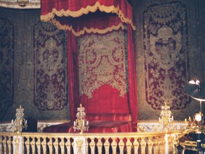 Schlafzimmer Residenz