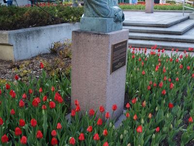 Leo Mol Sculpture