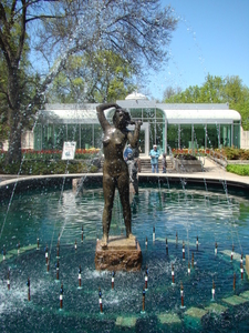 Leo Mol Sculpture Garden In Assiniboine Park
