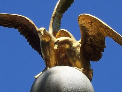 Seagull Monument
